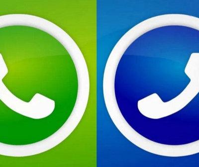 WhatsApp de colores, la nueva estafa