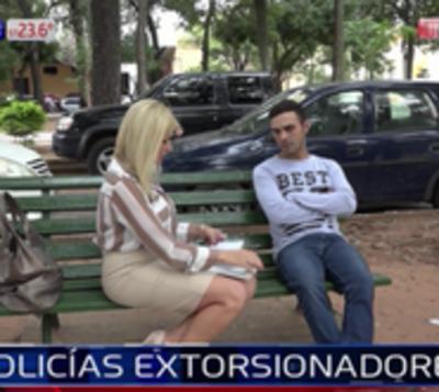 Sindican a tres policías de secuestrar a joven uruguayo en Asunción