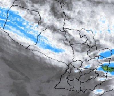 Meteorología advierte tormentas en todo el país