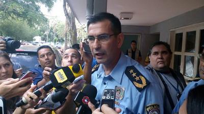Situación en el Este es complicada, según el comandante policial