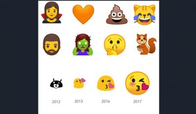 Android renovará todos sus emojis amarillos