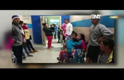 Constantes quejas en el Hospital de Barrio Obrero