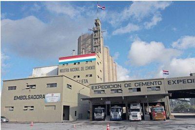 Se vende a tutiplén el cemento nacional