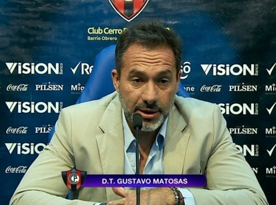 Matosas aseguró que lucharán hasta el final.