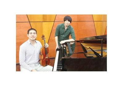 Virtuosos ofrecen un recital gratuito de viola y piano