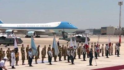 Trump en su primera visita a Israel y Palestina