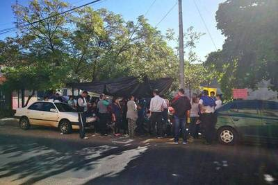 Rematan viviendas de familias estafadas en Capiatá