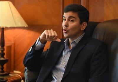 Peña parodió a Nicanor en acto político
