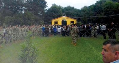 Familiares exigen que se aclare muerte de militar