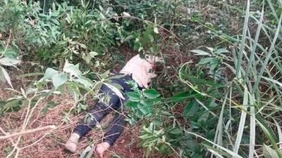 Hallan inconsciente a una mujer en un yuyal