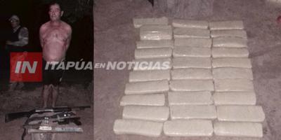 INCAUTAN DROGA Y ARMAS ESTA MADRUGADA EN ALTO VERÁ