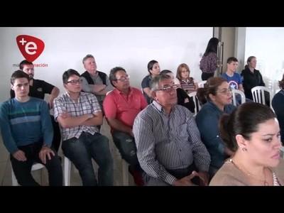 REALIZAN CHARLA DE CONCIENTIZACIÓN A PROBLEMAS SOCIALES