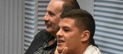 Richard Sánchez, sensato, quiere seguir aprendiendo