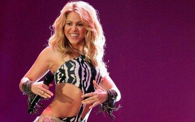 """Shakira logra que """" El Dorado """" sea número uno en 34 países"""
