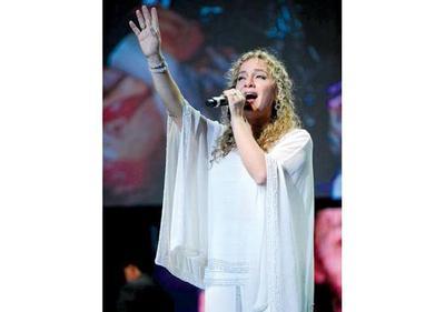 Gladys Garcete canta mañana a la Virgen y  a las madres