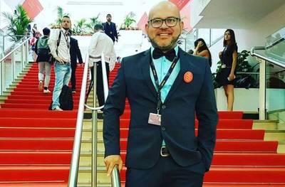 Audiovisualista paraguayo acuerda co-producción en Cannes para film nacional