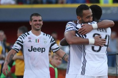 Juventus gana antes de la final de Cardiff