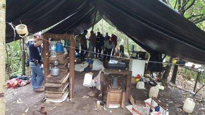 Asesinan a un hombre en campamento de marihuaneros en PJC
