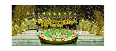 El Dortmund se alza con el título de la Copa alemana