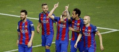 El Barça vence al Alavés y conquista la Copa del Rey
