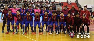 El Ciclón triunfa e irá por el Bi en la Copa Libertadores de futsal