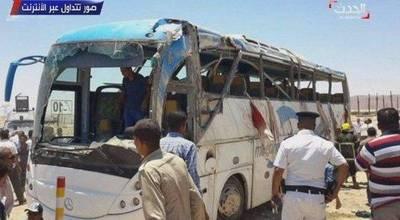 Paraguay repudia atentado que mató a 29 cristianos en Egipto