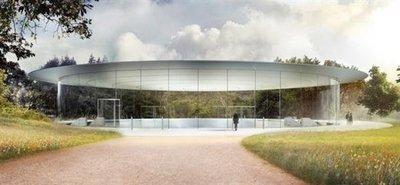 Nueva sede de Apple con múltiples innovaciones