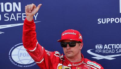 Kimi Räikkönen consigue pole en el GP de Mónaco