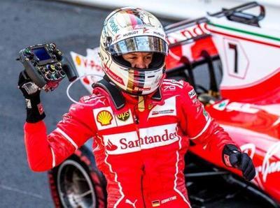 Sebastian Vettel triunfa en Mónaco