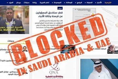 Egipto bloquea otras dos webs de diarios locales en campaña de censura
