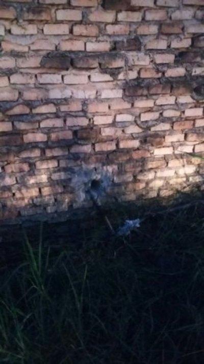 Hallan perforación en pared de cárcel regional de CDE
