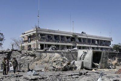 Al menos 80 muertos en atentado en Kabul