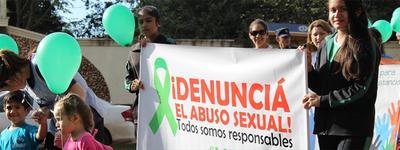 SNNA registró 2.080 casos de abusos sexuales en niños
