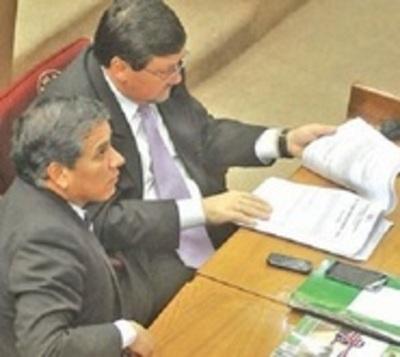 Doble pedido de desafuero contra Carlos Amarilla