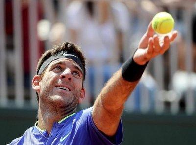 Del Potro y Murray se citan en el Roland Garros