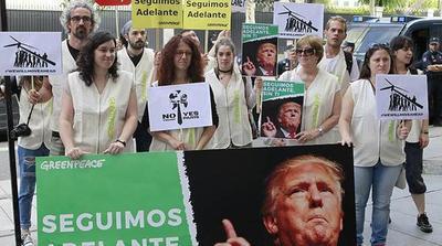 Europa advierte a Trump que no renegociará el Acuerdo de París