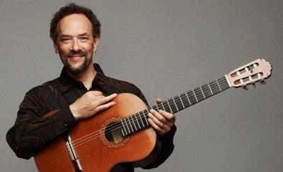 Reconocido guitarrista clásico estadounidense visita Paraguay