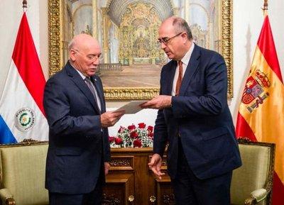 España acredita nuevo embajador