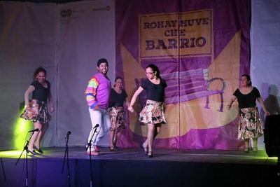 """Rohayhuve che barrio"" estará hoy en Trinidad"