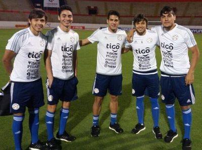 La Albirroja tiene equipo para medir a Perú