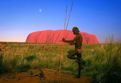 Uluru, el monolito sagrado de Australia abierto para viajeros virtuales