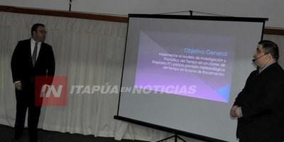 DESARROLLAN APLICACIÓN DE PRONÓSTICO DEL TIEMPO PARA ENCARNACIÓN