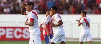El país sin sol, la selección sin fútbol: Paraguay cae ante Perú y decepciona una vez más