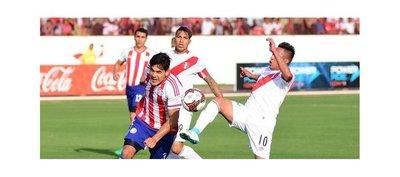 Paraguay adolece de mal fútbol y la garra guaraní se enquista hacia Rusia