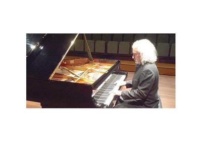 Show de piano y arpa, en el Teatro Municipal