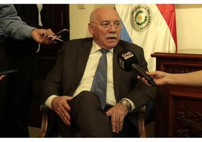 Canciller: Paraguay está muy bien posicionado a nivel internacional