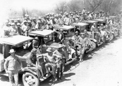 Antes de la guerra, el Chaco era de las empresas argentinas