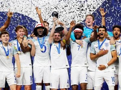 Inglaterra se queda con el Mundial Sub 20