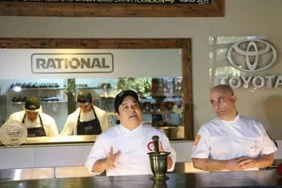 Apertura de restaurante en Asunción con el chef número ocho del mundo