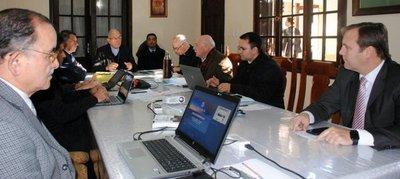 Gobierno presenta aspectos del acuerdo de Yacyretá a la Iglesia